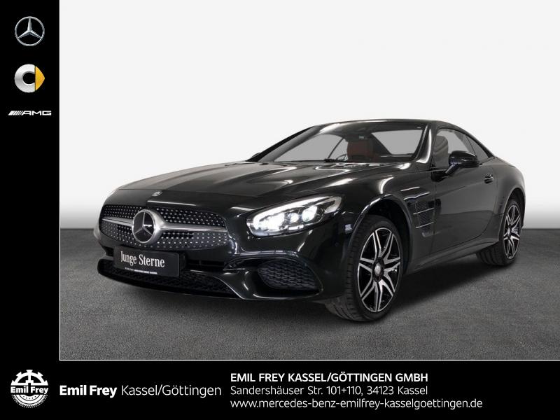 Mercedes-Benz SL 500 AMG+Distro+ABC+HiFi+Sitzklima+Servoschließen, Jahr 2016, Benzin