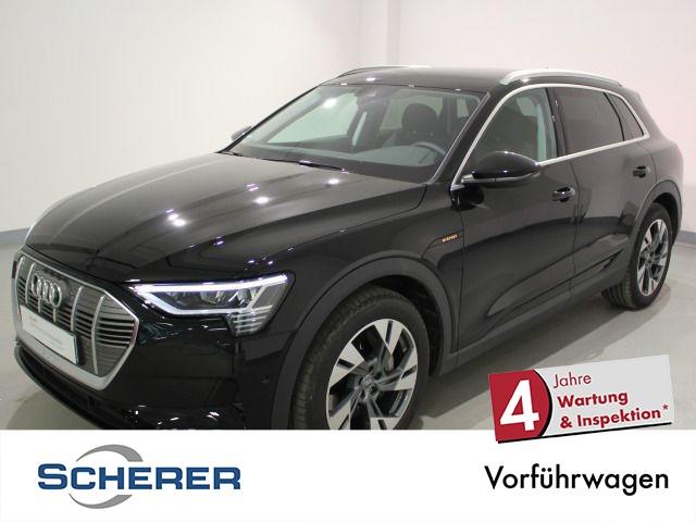 Audi e-tron 55 quattro 300 kW, Jahr 2020, Elektro