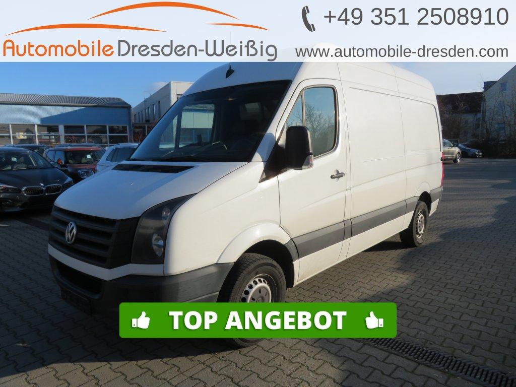 Volkswagen Crafter 35 mittel L2H2 Hochdach*PDC vo+hi*Klima*, Jahr 2014, Diesel