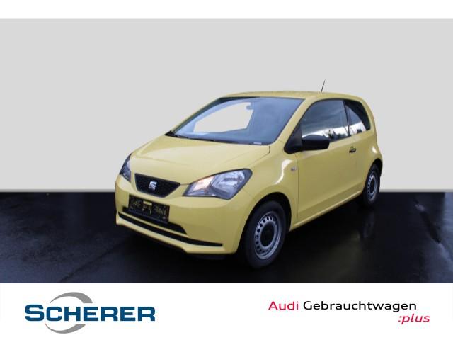 Seat Mii 1.0 Reference Klima/Allwetter/uvm., Jahr 2017, Benzin