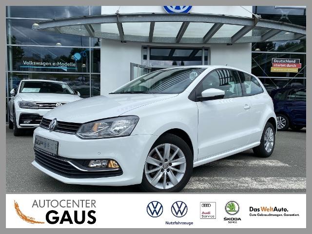 Volkswagen Polo Comfortline 1.0 Klima, Jahr 2017, Benzin