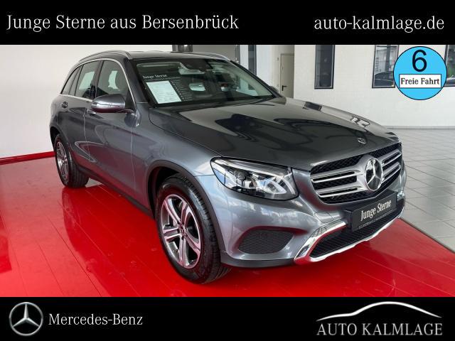 Mercedes-Benz GLC 220 d 4M EXCLUSIVE AHK+LED+TOTWINKEL+KAMERA, Jahr 2017, Diesel