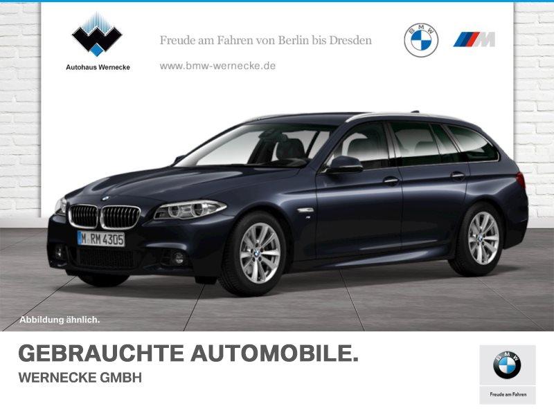 BMW 520d Touring M Sportpaket Head-Up HiFi LED Shz, Jahr 2015, Diesel