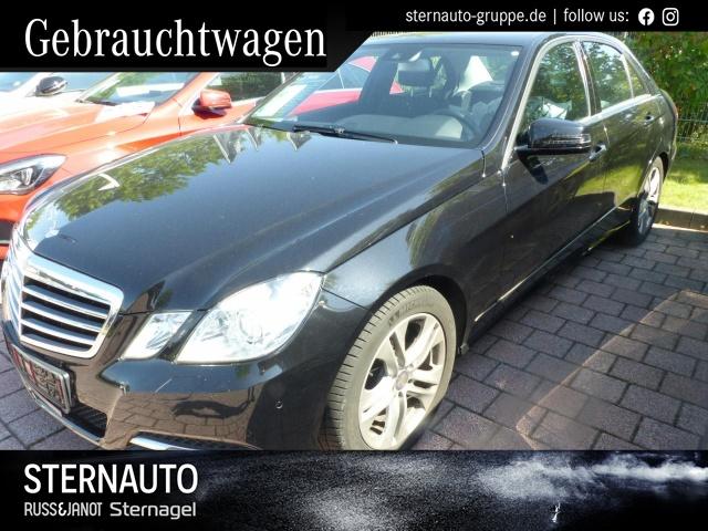 Mercedes-Benz E 220 CDI BE Avantgarde Automatik Navi ILS, Jahr 2012, Diesel