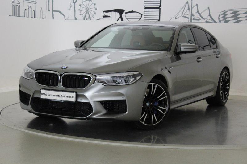 BMW M5 Limousine HK HiFi DAB LED Navi Prof. RTTI, Jahr 2018, Benzin