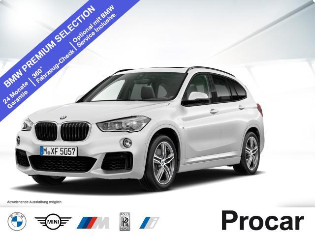 BMW X1 sDrive20i M Sport HuD Pano DA+ H/K DAB RFK, Jahr 2019, Benzin