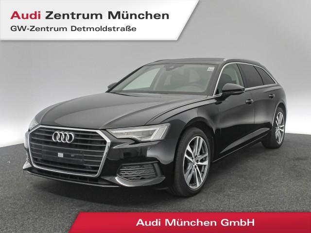 Audi A6 Avant 40 TDI AHK Matrix Navi el.Heckklappe PDC+ S tronic, Jahr 2019, Diesel