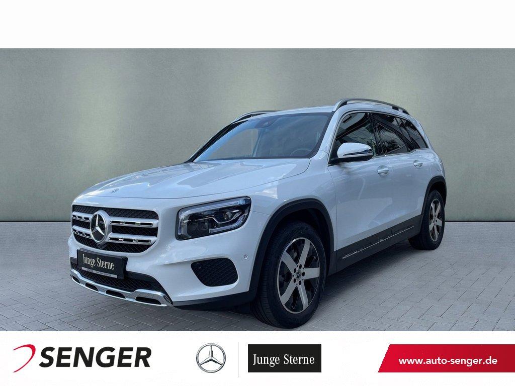 Mercedes-Benz GLB 200 d Progressive Multibeam Rückfahrkamera, Jahr 2020, Diesel
