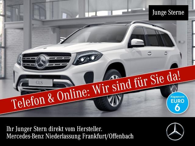 Mercedes-Benz GLS 500 4M Airmat Pano Harman Distr. COMAND Kamera, Jahr 2017, Benzin
