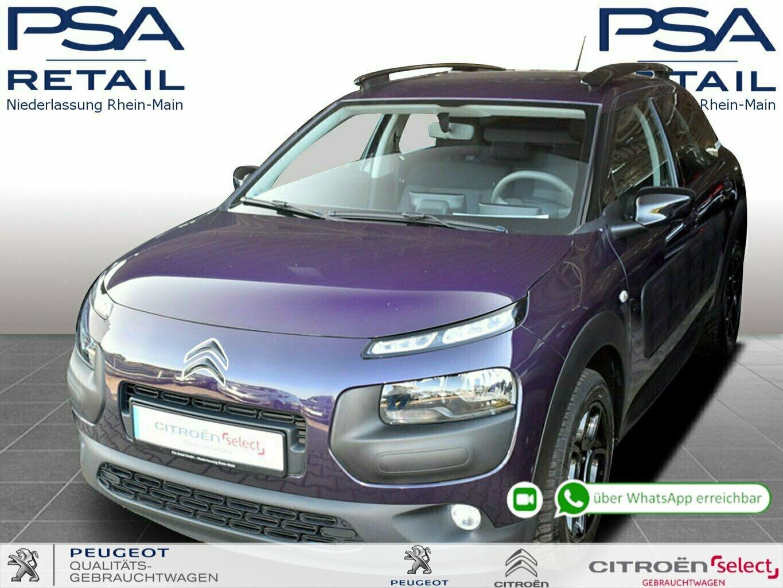 Citroën C4 Cactus BlueHDi 100 S&S Selection *NAVI*Einparkh*, Jahr 2016, Diesel