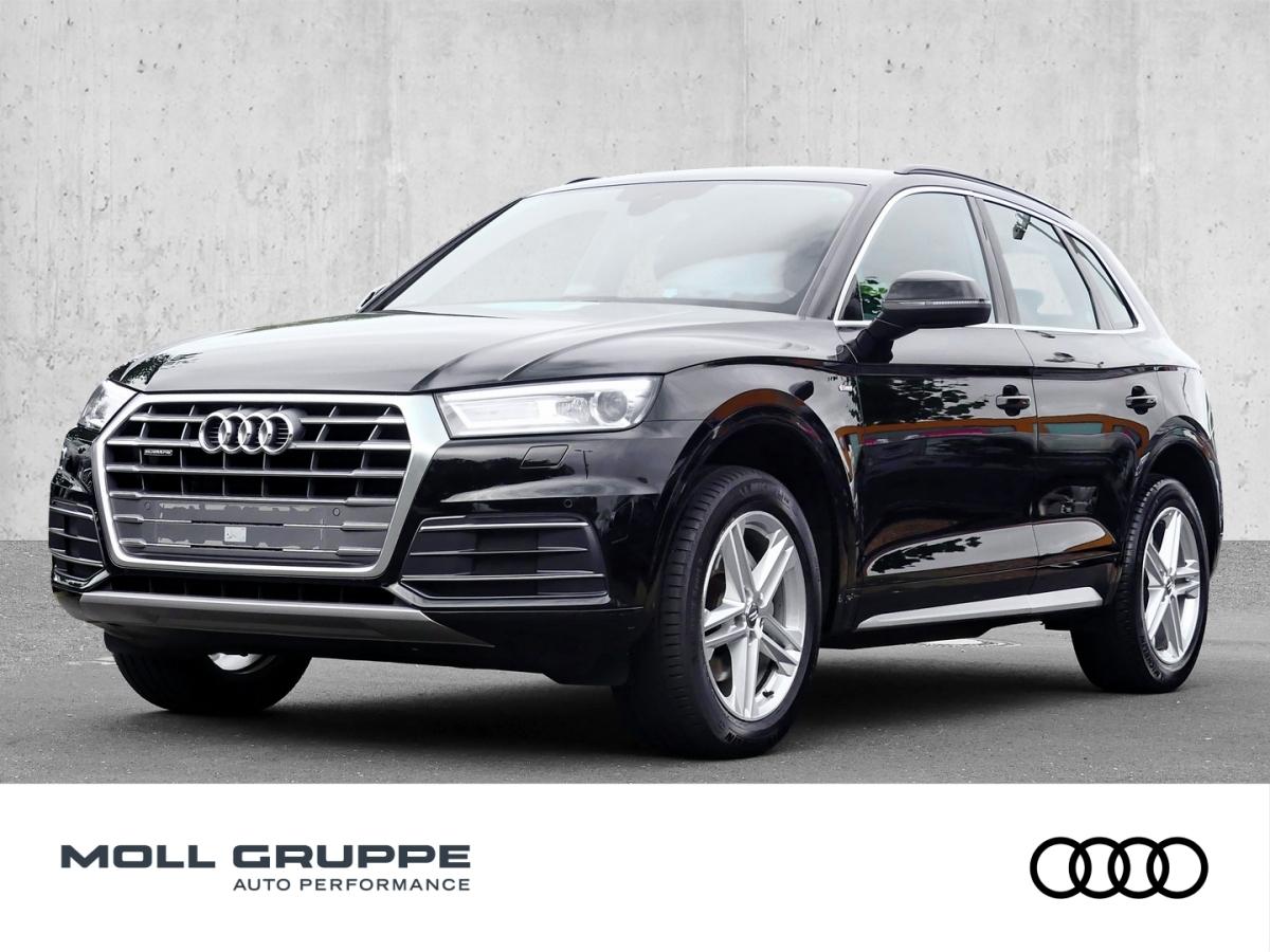 Audi Q5 2.0 TDI quattro S-tronic S Line AHK Virtuell., Jahr 2018, Diesel