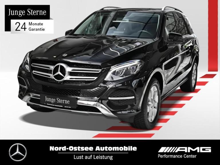 Mercedes-Benz GLE 250 d COMAND LED Park Keyless Sitzhz Tempo, Jahr 2017, Diesel