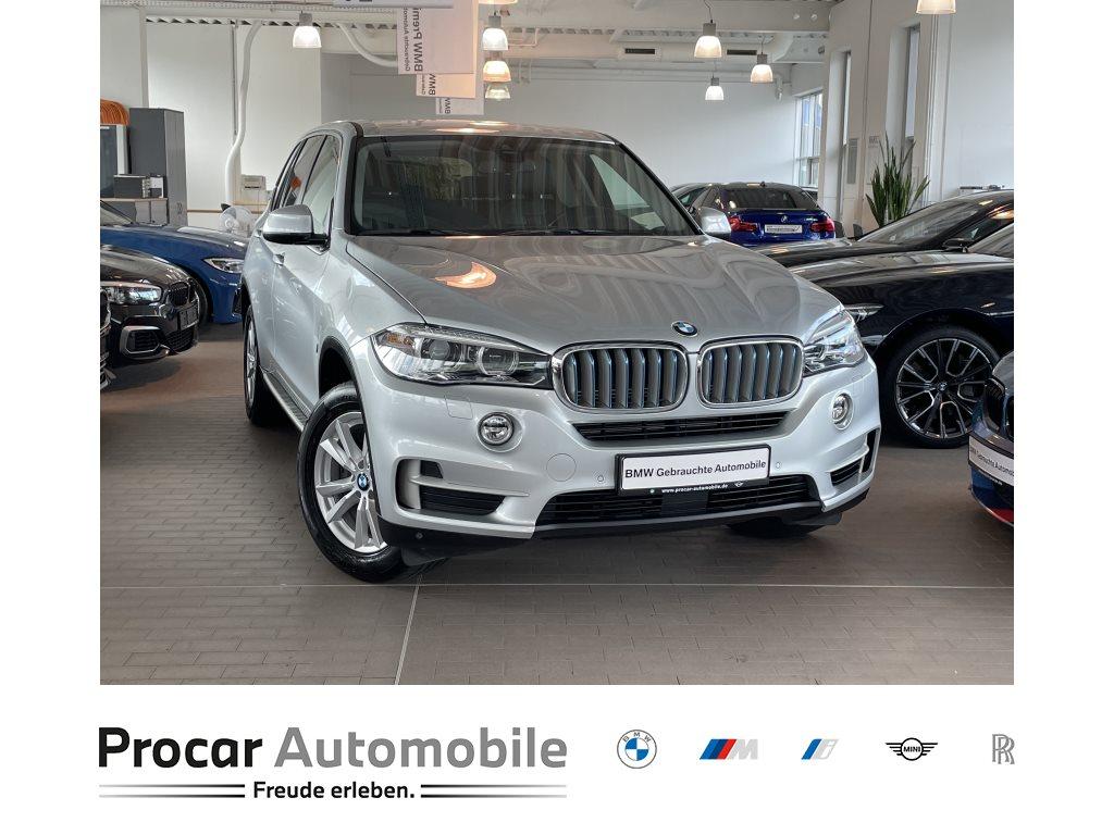 BMW X5 xDrive40e iPerformance AHK RFK DAB H/K DAPlus, Jahr 2017, Hybrid