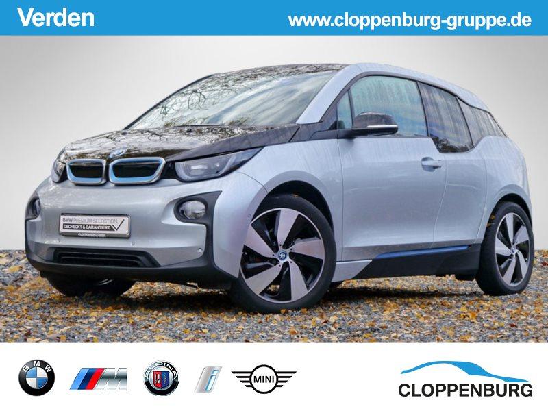 BMW i3 60Ah LED GSD RFK Navi Prof. Komfortzg. Tempomat, Jahr 2016, Elektro
