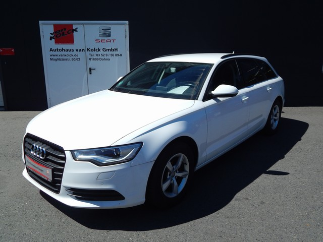 Audi A6 2.0 TDI Avant, Jahr 2015, Diesel