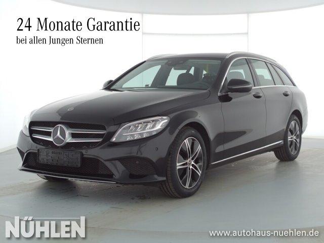 Mercedes-Benz C 180 T-Modell AVANTGARDE+LED+Sitzhzg.+AHK+DAB, Jahr 2020, Benzin