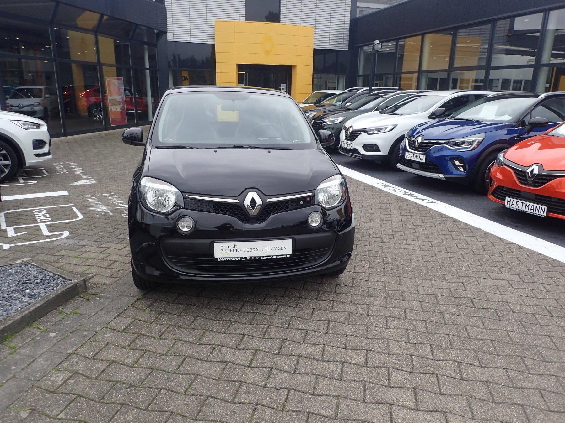 Renault Twingo Experience SCe 70 Klimaanlage, Jahr 2017, Benzin