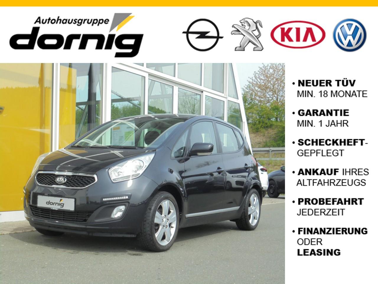 Kia Venga Spirit 1.6 Sitzheiz.Klimaautom, Jahr 2014, Benzin