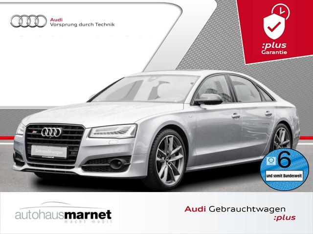 Audi S8 plus 4.0 TFSI quattro Navi LED PDC B&O Schiebedach Umgebungskameras Standhzg., Jahr 2016, Benzin