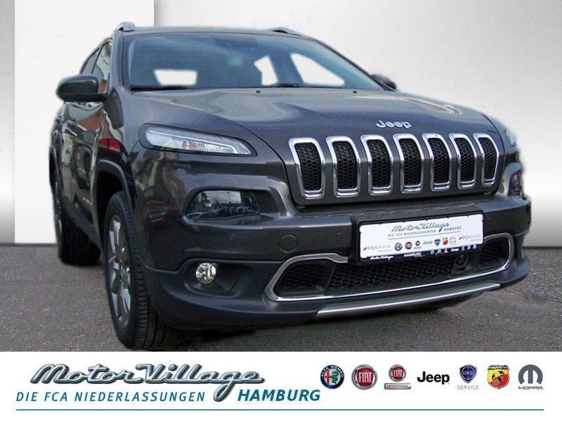 Jeep Cherokee Limited 3.2 Pentastar 4WD Autom. Navi, Jahr 2014, Benzin