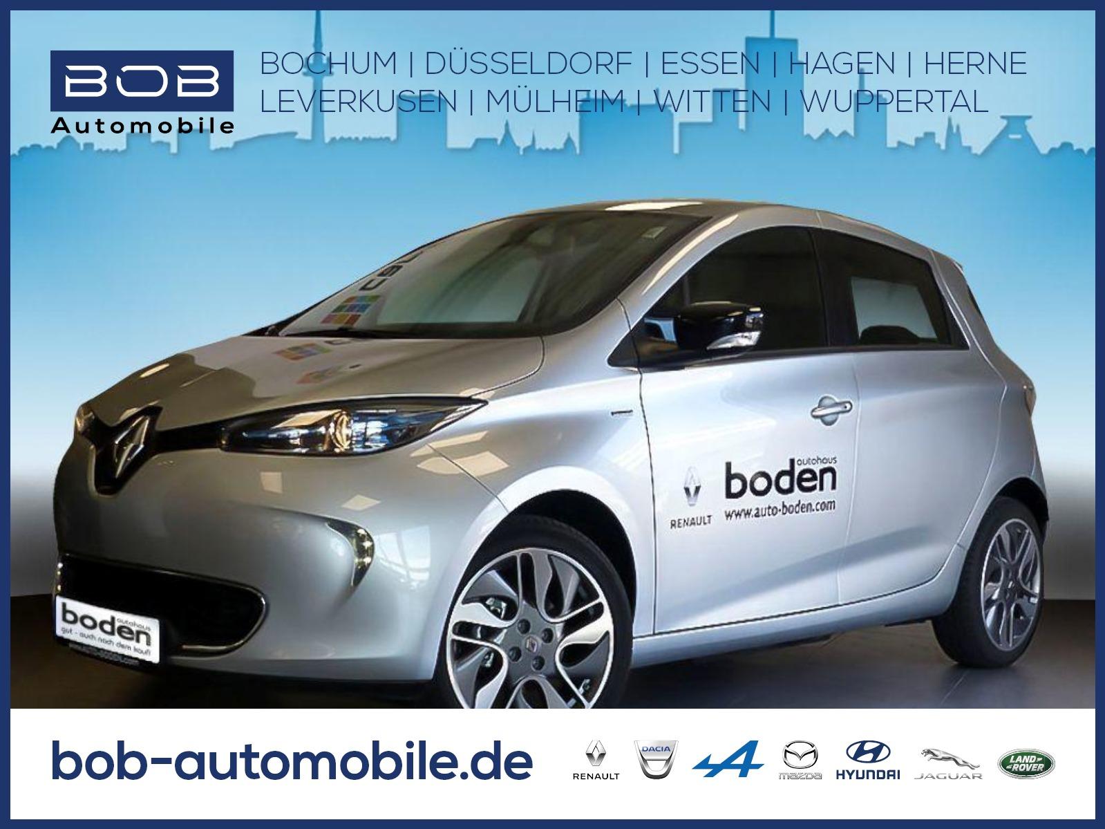 Renault ZOE LIFE Batteriemiete Option auf LIMITED-P., Jahr 2019, Elektro