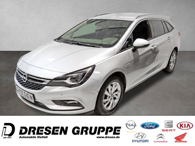 Opel Astra K Sports Tourer INNOVATION 1.4 Turbo, Xenon, Navigation, Winterpaket, uvm., Jahr 2017, Benzin