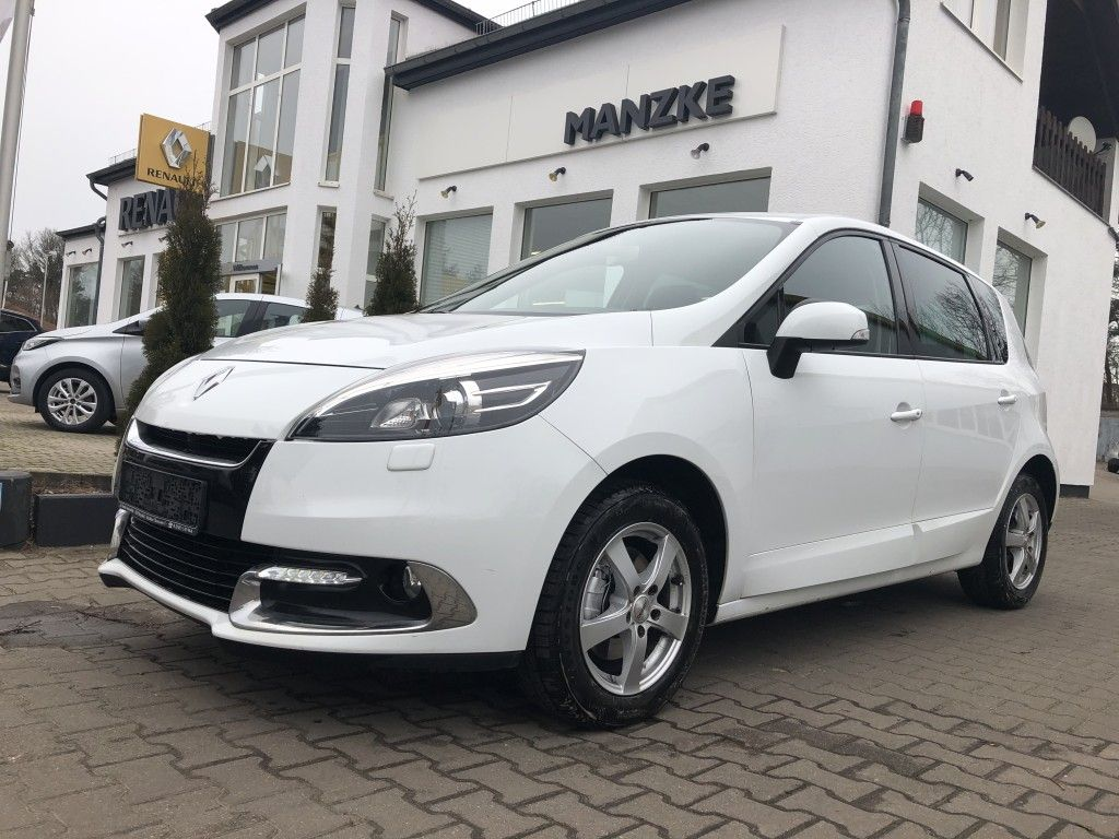 Renault Scenic Energy dCi 110 Start & Stop Expression, Jahr 2012, Diesel