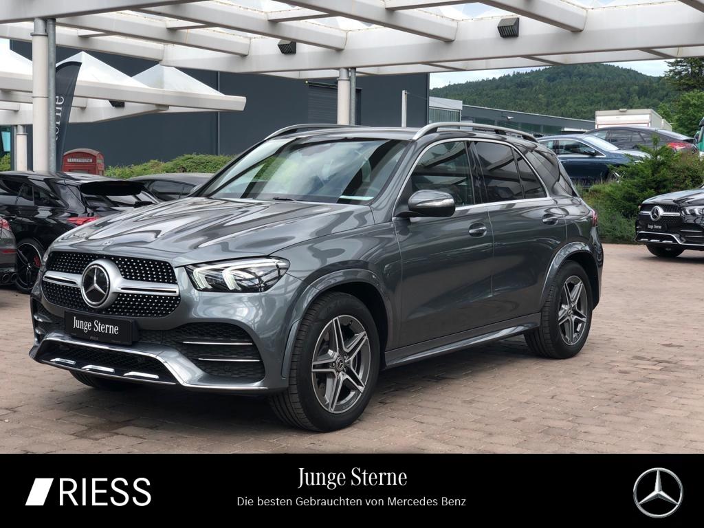 Mercedes-Benz GLE 450 4M AMG Sport Distr 360 Airm Totw 7 Sitze, Jahr 2019, Benzin