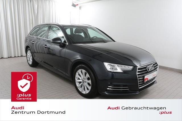 Audi A4 Avant design 2.0TDI Navi+/GRA/APS+/sideassist, Jahr 2018, Diesel