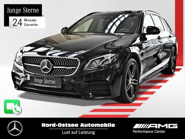 Mercedes-Benz AMG E 43 4M T Comand Multibeam Distro. HUD AHK, Jahr 2018, Benzin