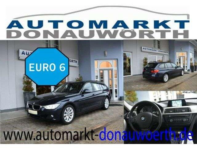 BMW 325 d Touring Aut. Blue Performance Navi/PanoDach, Jahr 2015, Diesel
