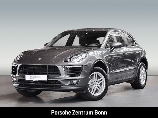Porsche Macan ''14-Wege Sitzh. Navi Rückfahrk. 1.Hand'', Jahr 2017, Benzin