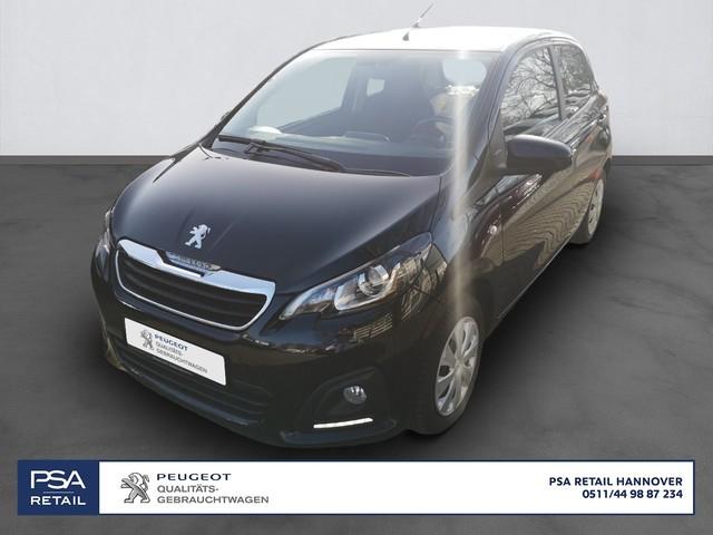 Peugeot 108 VTI 68 Active *Klima,WR,ZV*, Jahr 2015, Benzin