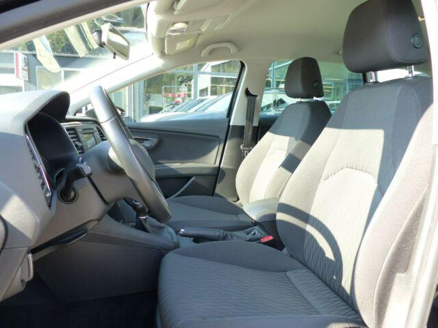Seat Leon Sportstourer 1.6 TDI Style *1.Hand*NSW*Klima*, Jahr 2014, Diesel