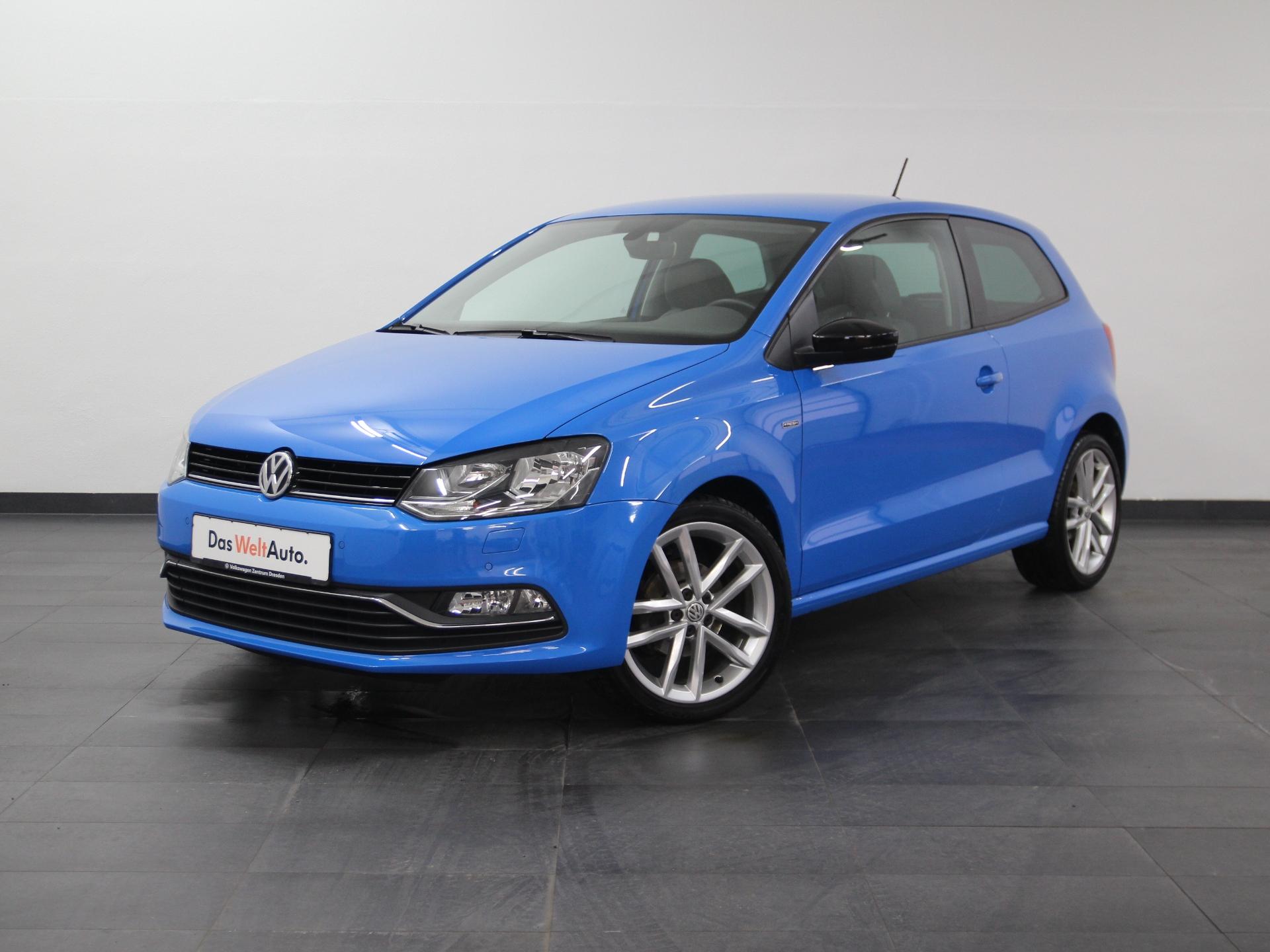 Volkswagen Polo Fresh KLIMA GRA SHZ ab 2,99%, Jahr 2015, Benzin