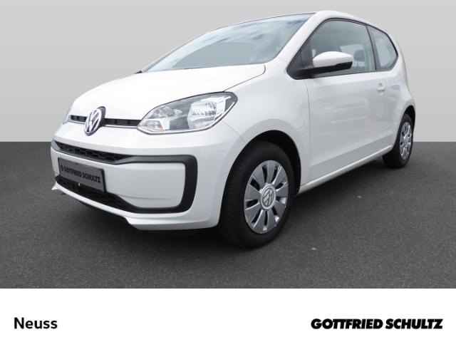 Volkswagen up! 1.0 KLIMA PANO BLUETOOTH move, Jahr 2018, Benzin