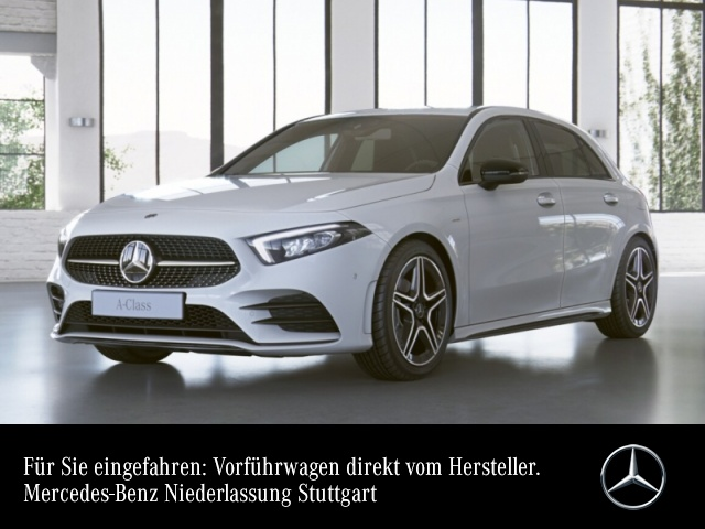 Mercedes-Benz A 180 EDITION 2020+AMG+Night+LED+Kamera+Totw+7G, Jahr 2020, Benzin