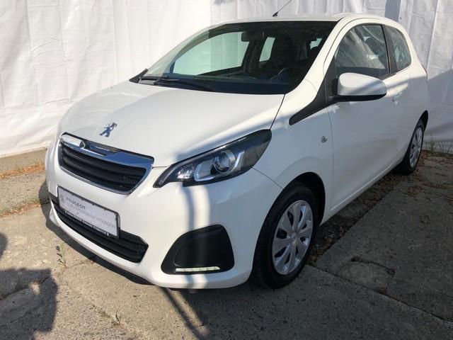 Peugeot 108 1.0 VTi Active, Jahr 2015, Benzin