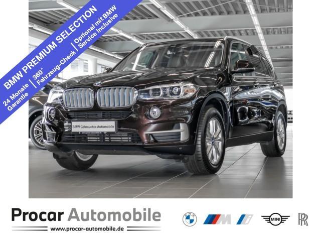 BMW X5 xDrive40e iPerformance Soft-Close Leder Pano, Jahr 2017, Hybrid