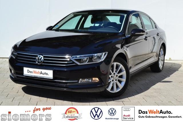 Volkswagen Passat Comfortline 1.4 TSI BMT Navigation Klima, Jahr 2015, Benzin