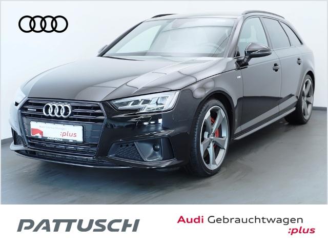 Audi A4 Avant 45 TDI Q S-Line Matrix B&O Navi, Jahr 2019, Diesel