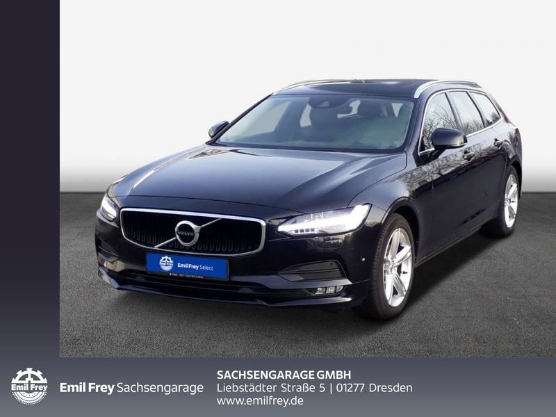 Volvo V90 D4 Geartronic Momentum Pano Voll-LED RFC, Jahr 2016, Diesel