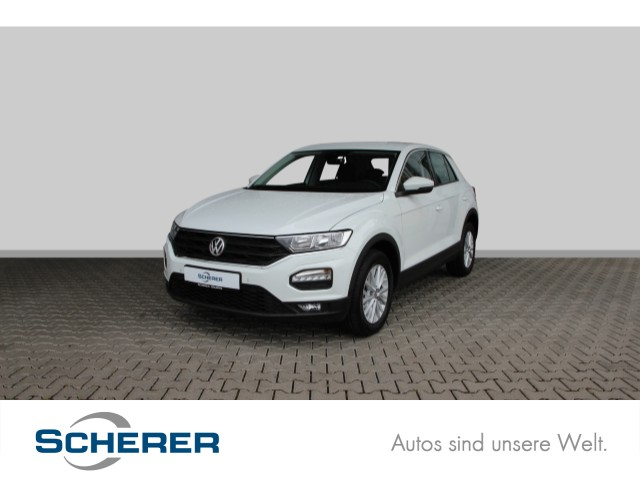 Volkswagen T-ROC 1.0 TSI/DAB/SITZH/CLIMATRONIC uvm., Jahr 2018, Benzin