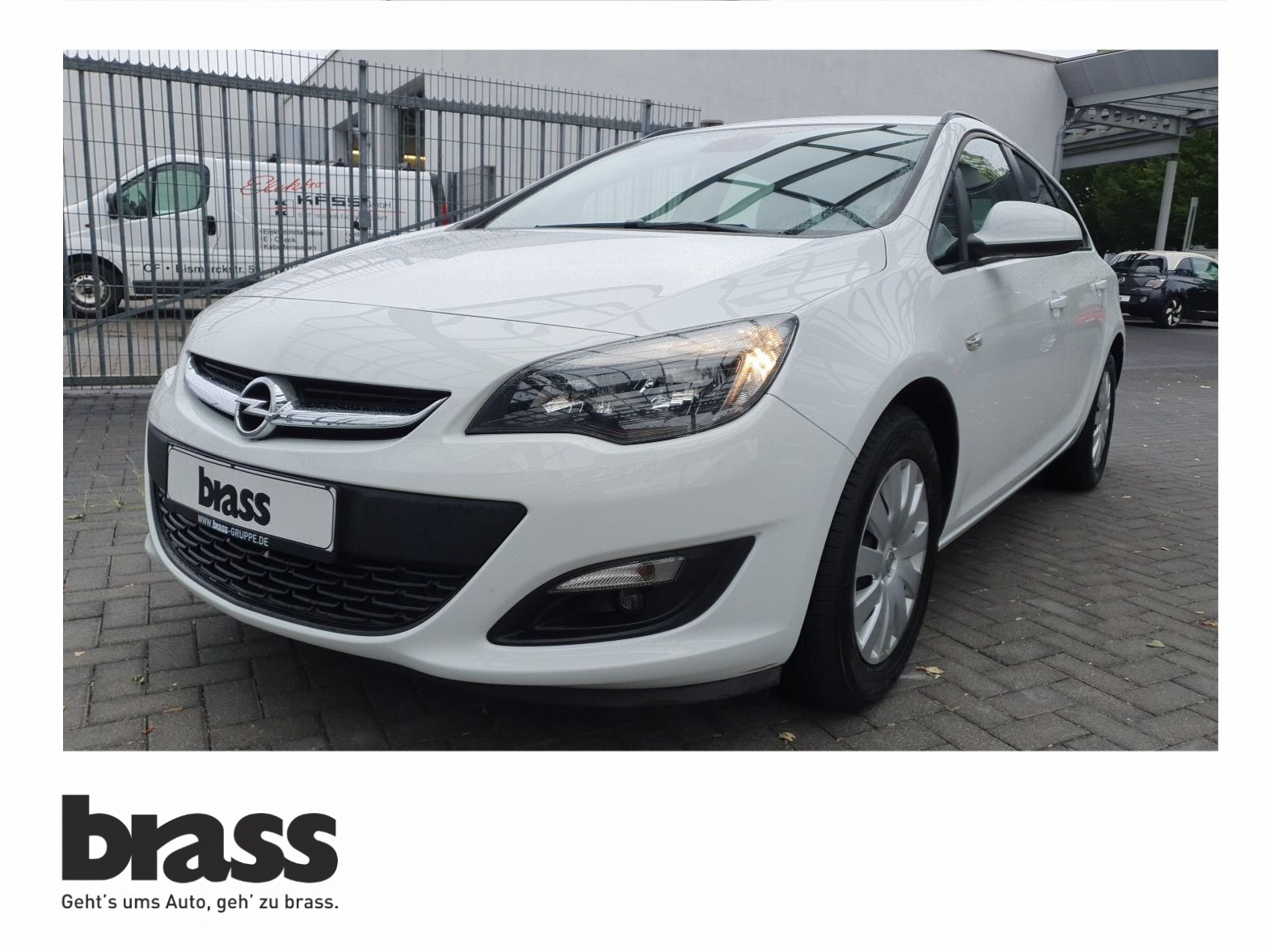 Opel Astra J 1.4 Turbo Selection ecoFlex, Jahr 2014, Benzin
