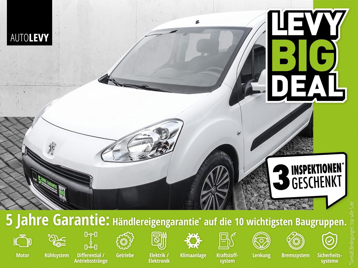 Peugeot Partner Tepee 120 *Sitzheizung*Klimaautomatik*, Jahr 2014, Benzin