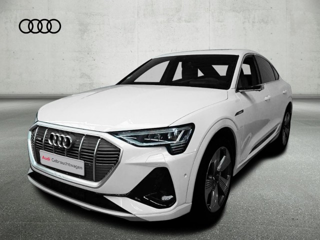 Audi e-tron Sportback 50 quattro S line MatrixLED B&O VC HuD Pano Navi, Jahr 2020, Elektro