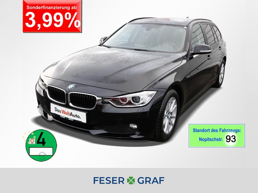 BMW 316 Comfort-Paket / Panoramadach/ Xenon, Jahr 2013, petrol