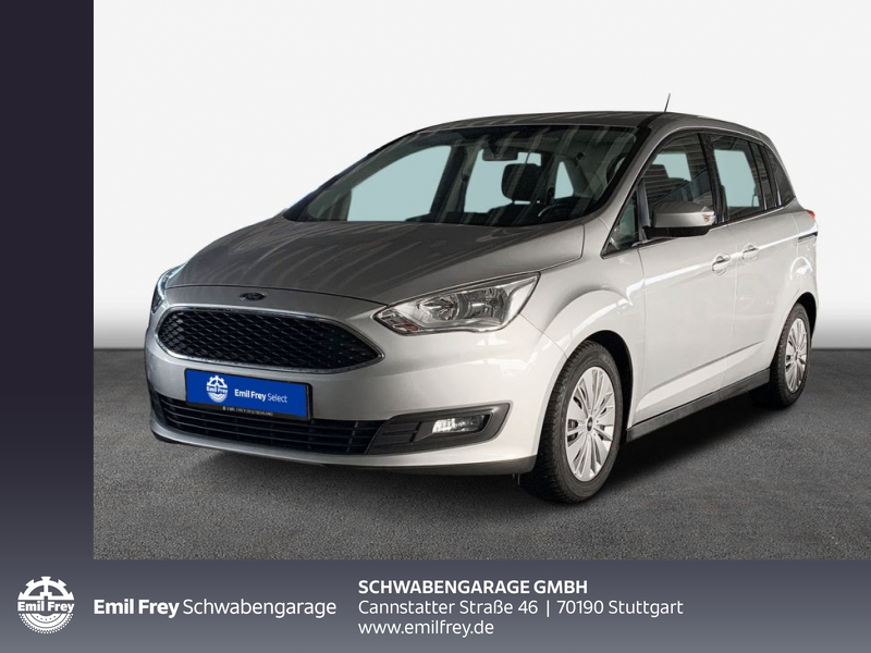 Ford Grand C-Max Start-Stopp-System COOL&CONNECT, Jahr 2017, Diesel