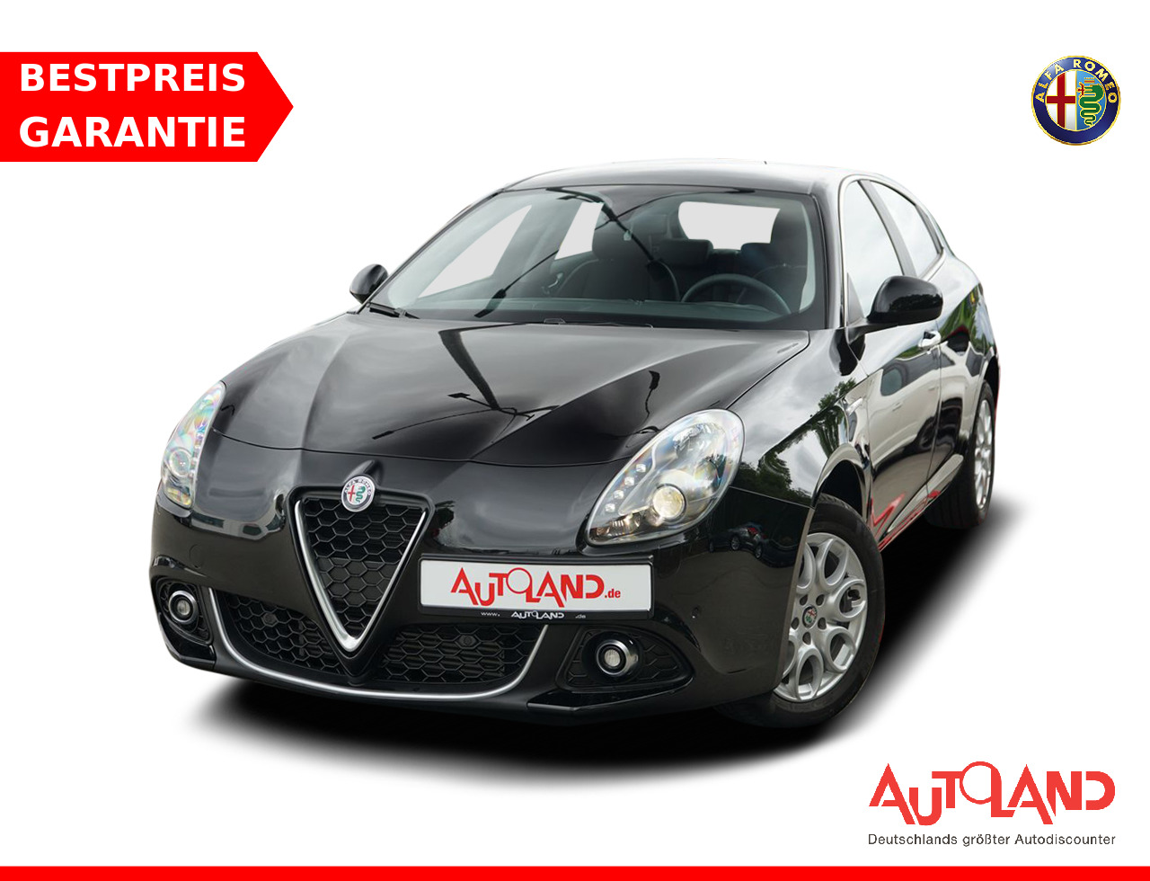 Alfa Romeo Giulietta, Jahr 2019, Benzin