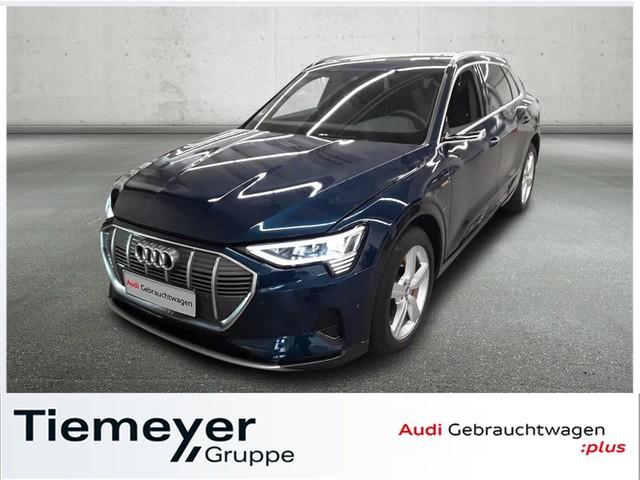 Audi e-tron 55 Q ADVANCED LM21 MATRIX MEMORY SPORTSITZE, Jahr 2019, electric